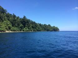 Pulau Ambeleau indonésie 2013