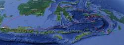 BANDA SEA 2013